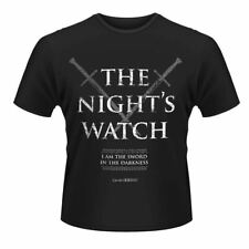 Officially Licensed Men's Game of Thrones Night's Watch T-Shirt | Sizes S-XXL