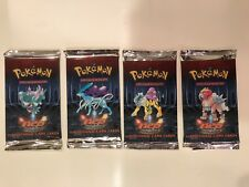 Pokemon 1st Edition Neo Revelation Booster Pack- Factory Sealed!!..One Pack