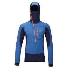 Mountain Equipment Eclipse Capucha Zip Tee , Sudadera Con para hombre, claro