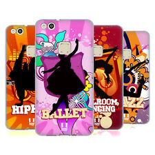 HEAD CASE DESIGNS JUST DANCE SOFT GEL CASE FOR HUAWEI P10 LITE