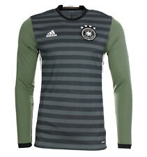 Adidas adizero DFB Deutschland AWAY Trikot Player Edition langarm Rohling M L XL