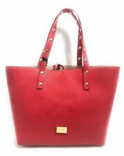 BORSA DONNA  LIU-JO SHOPPING REVERSIBILE RED PASSION/TRUE CHAMPAGNE BS17LJ35