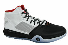 quality design 269c8 d81db Adidas D Rose 773 IV Lace Up White Mens Basketball Trainers Sports D69433 U6