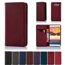32nd Classic Series - Real Leather Book Wallet Case Cover For ZTE Blade L3