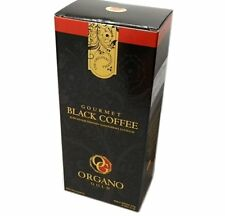 Organo Gold Ganoderma Gourmet - Black Coffee (30 sachets) UK Seller