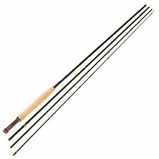 Greys GR40 Fliegenrute #4-7 Progressiv/Medium Angelrute Fly Rod HM Carbon