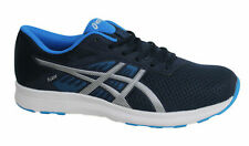 Asics Fuzor Lace Up Dark Navy Synthetic Mens Trainers T6H4N 5893 D88