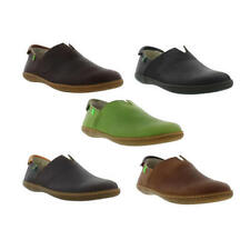 El Naturalista N275 El Viajero Mens Womens Soft Leather Slip On Shoes Size 4-12
