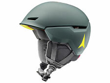 ATOMIC Adulti Casco da sci revent + Verde