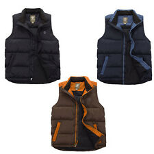 Timberland Down Tfo Bayle Mountain Sleeveless Vest Gilet Body Warmer Mens 8533J