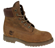 Timberland AF 6 Inch Premium Womens Boots Leather Rugged Brown 26604 U62