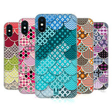 HEAD CASE DESIGNS SCALLOP QUILTS HARD BACK CASE FOR APPLE iPHONE PHONES