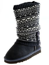 Colors of California Winterstiefel Boots Stiefel HC311Y007 Schuhe Stulpe