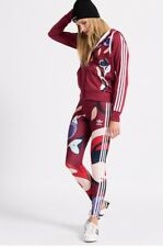 ADIDAS Originali x Rita Ora colore By Numbers Giacca tuta & Leggings Set