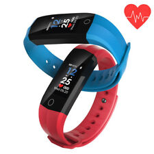 Fitness Tracker Blood Pressure Heart Rate Activity Tracker Smart Wristband