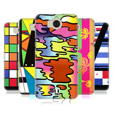 HEAD CASE DESIGNS 1980S HARD BACK CASE FOR HUAWEI Y6 (2017) / NOVA YOUNG