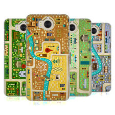 HEAD CASE DESIGNS CITY MAPS HARD BACK CASE FOR HUAWEI Y6 (2017) / NOVA YOUNG