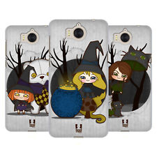 HEAD CASE DESIGNS WITCHES HARD BACK CASE FOR HUAWEI Y6 (2017) / NOVA YOUNG