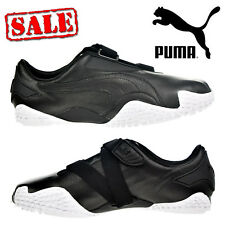 PUMA Mostro OG II 2 Mens Black Leather Sneakers Sports Trainers SALE RRP £99.99