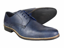Red Tape Shannon MARINE HOMMES CHAUSSURES CUIR décontractées