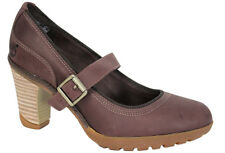 Timberland Earthkeepers Stratham ALTURAS Correa Up Zapatos Mujer 28673w U55