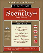 CompTIA Security+ All-in-One Exam Guide, Fifth Edition (Exam SY0-501) by Wm. Art