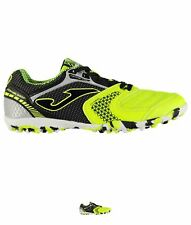 SPORTIVO Joma Dribling Mens Astro Turf Trainers Black/FluYellow