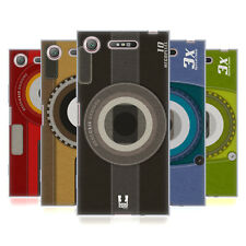 HEAD CASE DESIGNS APPAREILS PHOTO ÉTUI COQUE EN GEL MOLLE POUR SONY XPERIA XZ1