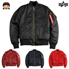 Alpha Industries da donna giacca invernale MA-1 VF PM WMN Giacca Bomber Slim