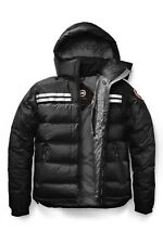 BRAND NEW MEN CANADA GOOSE SUMMIT JACKET SIZE S/M/L/XL BLACK RED