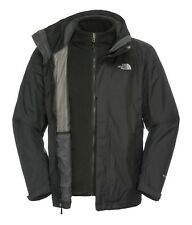 The North Face Evolution Ii Triclimate Chaqueta hombre, negro, doble, talla M