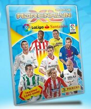 #1-18. Deportivo Alaves 2017/2018 - CARD Panini Adrenalyn XL Liga cromos