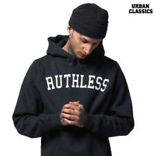 Urban Classics Men's Hoody Ruthless Hoodie Pullover Hoodie S up to XXL