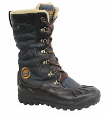 Timberland Earthkeepers MONTE Holly Cordones Mujer Marrón Botas 21644 D69