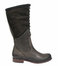 Timberland Boot Company Luccle Tall Pull On Womens Boots Brown Leather 3641R U75