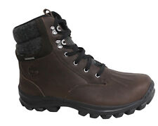 Timberland Earthkeepers Chillberg Medio Impermeable Cordones Botas hombre a186r
