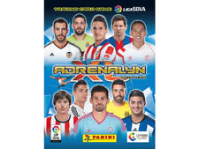 #37-54. Club Atletico de Madrid 2014/2015 - CARD Panini Adrenalyn XL Liga cromos