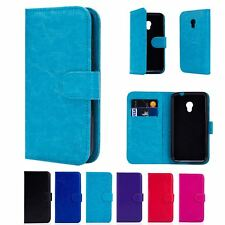 """32nd Book Series – Synthetic Leather Flip Wallet Case - Alcatel Pixi 4 5.0"""" (4G)"""