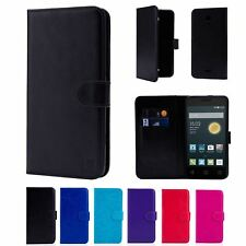 "32nd Book Series – Synthetic Leather Flip Wallet Case - Alcatel Pixi 4 6.0"" (3G)"