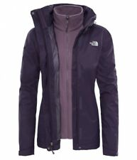 The North Face Evolve II Triclimate Jacket Damen 3 in 1 Winterjacke Dark ...