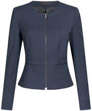 Greiff CORPORATE VESTIARIO moderno blazer donna slim fit blu scuro numero