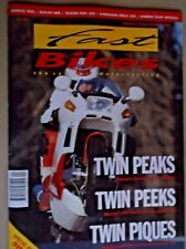 Select from a number of Collectable FAST BIKES Magazine