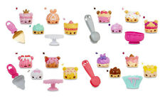 Num Noms Starter Pack Series 5 - Marble Ice Cream Jelly Rolls Croissants NEW