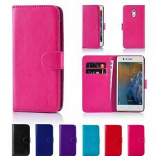 32nd Book Series – Synthetic PU Leather Flip Wallet Case Cover - Nokia 3 (2017)