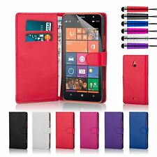 32nd Book Series – Synthetic Leather Flip Wallet Case Cover - Nokia Lumia 1320