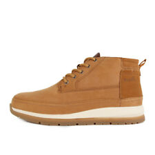 Boxfresh Cryser UH Leather Suede Tan Schuhe Sneaker Boots Braun