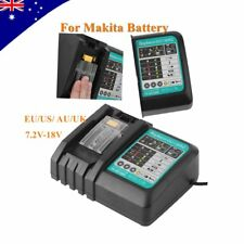 DC18RC Rapid Charger 7.2V-18V for Makita DC18RA DC18RC DC7100 Lithium Battery EO