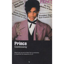 Prince - Controversy (Tape - 1981 - US - Reissue)
