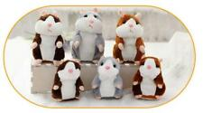 Talking Hamster Mouse Pet Plush Toy Hot Cute Speak Talking Sound Record Hamster