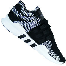 ADIDAS EQUIPMENT SUPPORT ADV PK Primeknit Scarpe da corsa nero bianco by9390